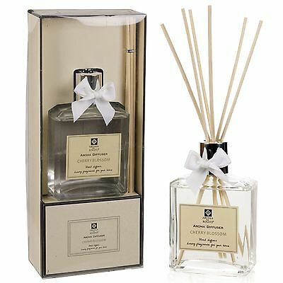 350ml Perfume Reed Diffuser Gift Boxed Rattan Sticks Fragrance Scent Aroma Home
