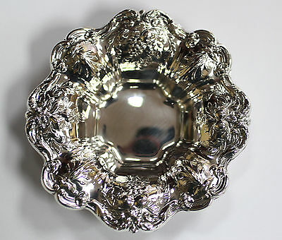 Reed & Barton Francis 1st Sterling Silver Nut Dish X569