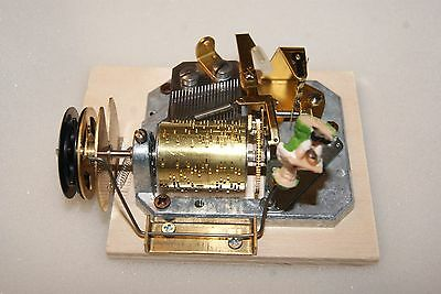 Musical Cuckoo Clock Movement New Clock Parts