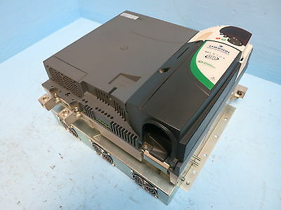 Emerson MP350A4R 200 HP/125 kW Mentor mp DC Drive Automation Control Techniques