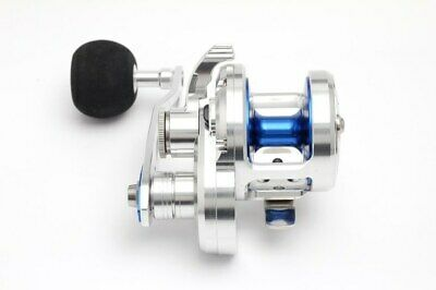 Poseidon Silver/Blue Right Hand Multiplier -150R, 200R, 300R, 400R and 500R size