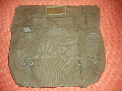 U.s.army: M-1945 Infantry Pac,field,cargo,m-1945 With Belt Hooks New