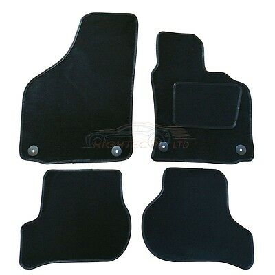 VW Golf Mk5 2002 - 2008 tailored 4pcs car floor mats non-slip carpet F5021