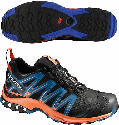 Salomon XA Pro 3D GTX Mens Running Shoes - Black