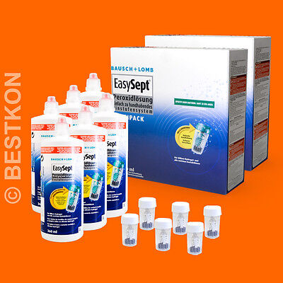 (1,95 EUR / 100ml) EASY SEPT MULTIPACK 6 x 360ml Peroxidlösung