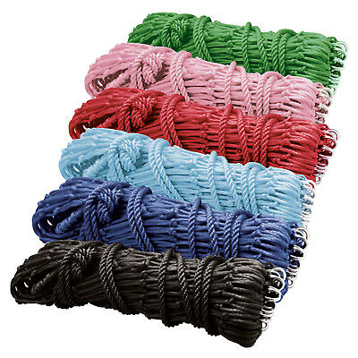 """42"""" WOLSELEY essentials Polypropylene Strong Tie Hay Nets 3"""" Mesh - All Colours"""