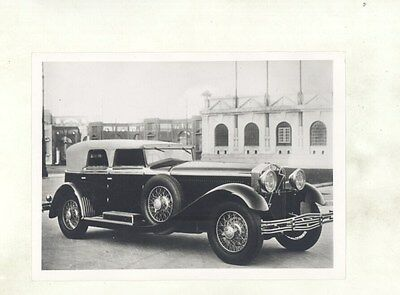 1930 Isotta Fraschini 8A ORIGINAL Photograph ww6997