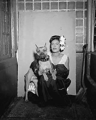 "Billie Holiday 10"" x 8"" Photograph no 6"
