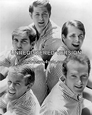 "Beach Boys 10"" x 8"" Photograph no 73"