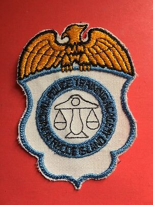 Rhode Island Police Training Center  Shoulder Patch