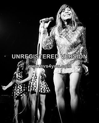 "Tina Turner 10"" x 8"" Photograph no 3"