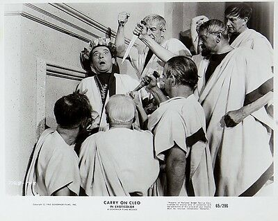 """Carry on Cleo Film Still 10"""" x 8"""" Photograph no 24"""