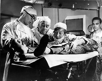 """Carry On Doctor Film Still 10"""" x 8"""" Photograph no 4"""