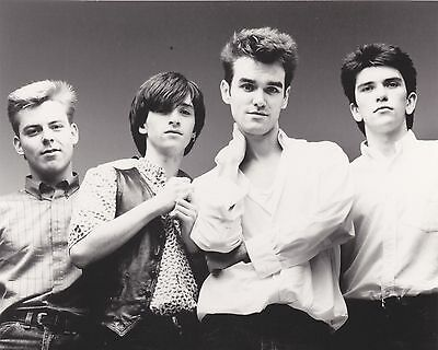 "The Smiths 10"" x 8"" Photograph no 7"