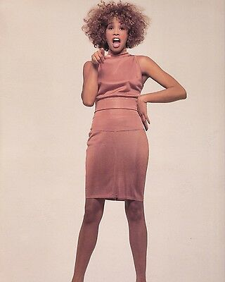 "Whitney Houston 10"" x 8"" Photograph no 6"