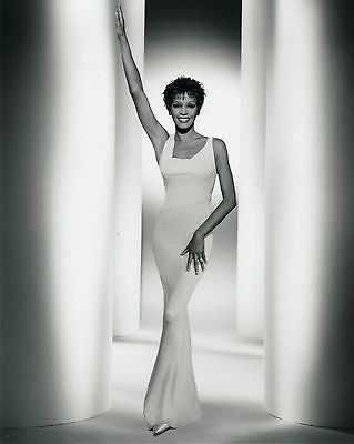 "Whitney Houston 10"" x 8"" Photograph no 9"