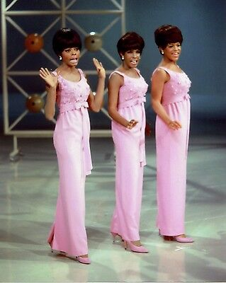 """Diana Ross and the Supremes 10"""" x 8"""" Photograph no 6"""