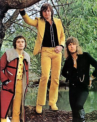 "Emerson Lake and Palmer 10"" x 8"" Photograph no 1"