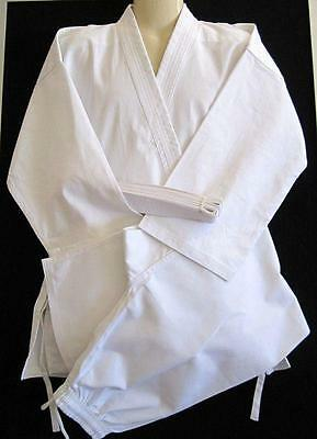 Karate Gi Martial Art Uniform 3/160 Guaranteed To Refund If Not Happy