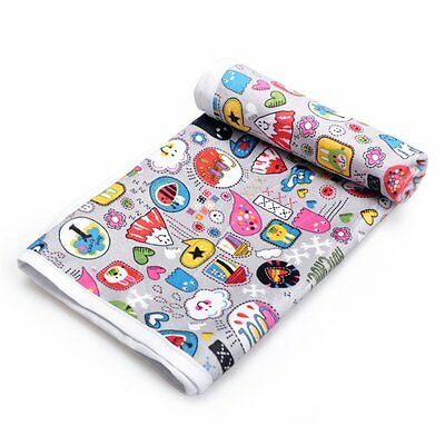Storeofbaby Washable Urine Mat Cover Baby Infants Durable 5070 Cm Changing Pad