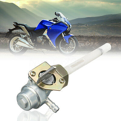 18mm x 1mm Motorcycle Fuel Gas Tank Valve Petcock Switch For Honda Vintage