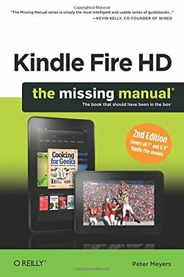 Kindle Fire HD: The Missing Manual-Peter Meyer