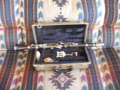 Vintage Conn Director Clarinet  With Case