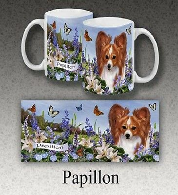 11 oz. Stoneware Mug - Papillon GPM120 IN STOCK