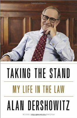 Taking the Stand : My Life in the Law-Alan Dershowitz