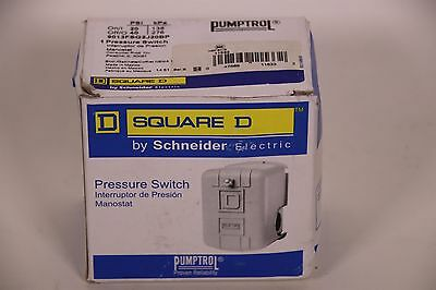 Square D by Schneider Electric FSG2J20 20-40 PSI Pumptrol Water Pressure NEW
