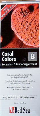 Red Sea Coral Colors B 500 Ml