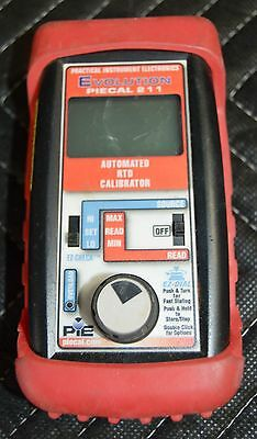 Evolution Piecal 211 Automated RTD Calibrator