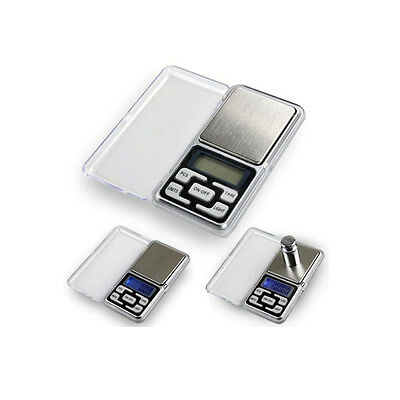 0.01g-200g Mini Digital Jewelry Pocket Scale| Gram Precise Weighing Balance New