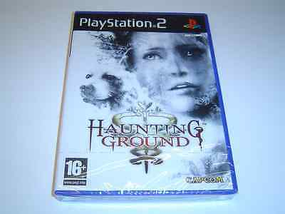 Haunting Ground Playstation 2 Ps2 Pal *brand New*