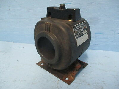 GE 627X25 Current Transformer Type JKP-0 Ratio 600:5A CT General Electric