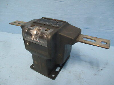 GE 752X040009 Current Transformer Type JKM-2 Ratio 100:5A CT General Electric
