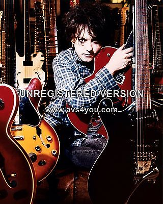 """The Cure 10"""" x 8"""" Photograph no 5"""