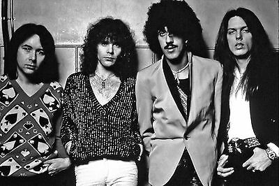 "Thin Lizzy 10"" x 8"" Photograph no 1"