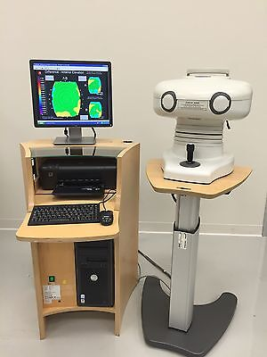 REFURBISHED Bausch & Lomb Orbscan IIz Topographer w Windows 7 Ult Quad Core CPU