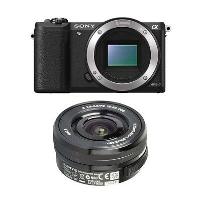 Sony Alpha a6000 24.3MP Mirrorless Camera w/ 16-50mm f/3.5-5.6 Zoom Lens