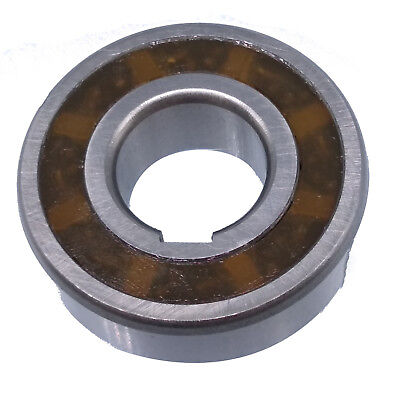 US Stock CSK15PP 15mm x 35mm x 11mm One Way Dual keyway Bearing
