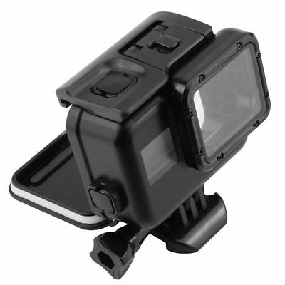 For Gopro Hero 5 Accessories 60m Waterproof Hoursing Case with Touch Back Cover