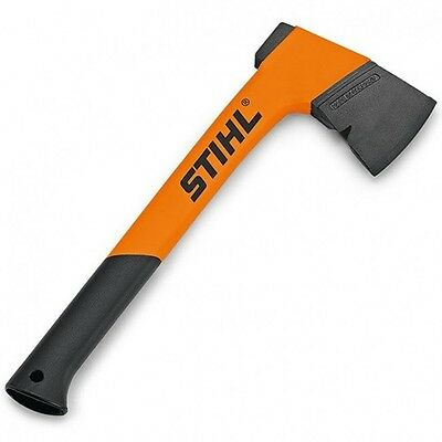 NEW Stihl Axe Hatchet Fibreglass Handle Length 370mm  640g  Made in Germany