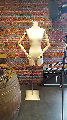 Mannequin Torso Femme Made In France