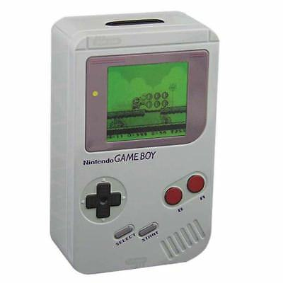 Retro Style Officially Licensed Nintendo Game Boy Money Box