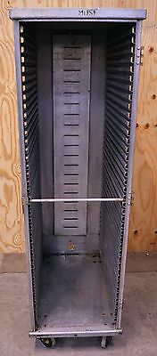 Cres-Cor Crown-X Aluminum Bakery Bread Bun Pan Rolling Oven Rack Tall Trays