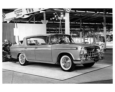 1957 Rambler Rebel ORIGINAL Factory Photo oub0263