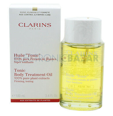 Clarins Tonic Aceite corporal para mujer 100 ml | cod. P87615