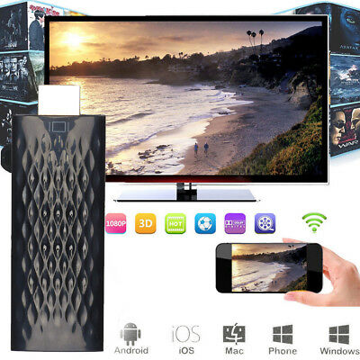 WiFi HDMI Adapter Display Dongle Wireless 1080P Miracast Airplay DLNA TV