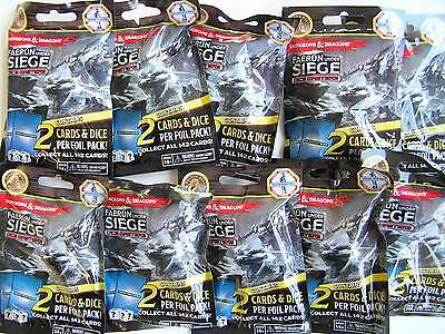 Dungeons&Dragons Dice Masters - Faerun under Siege 10x Booster Pack